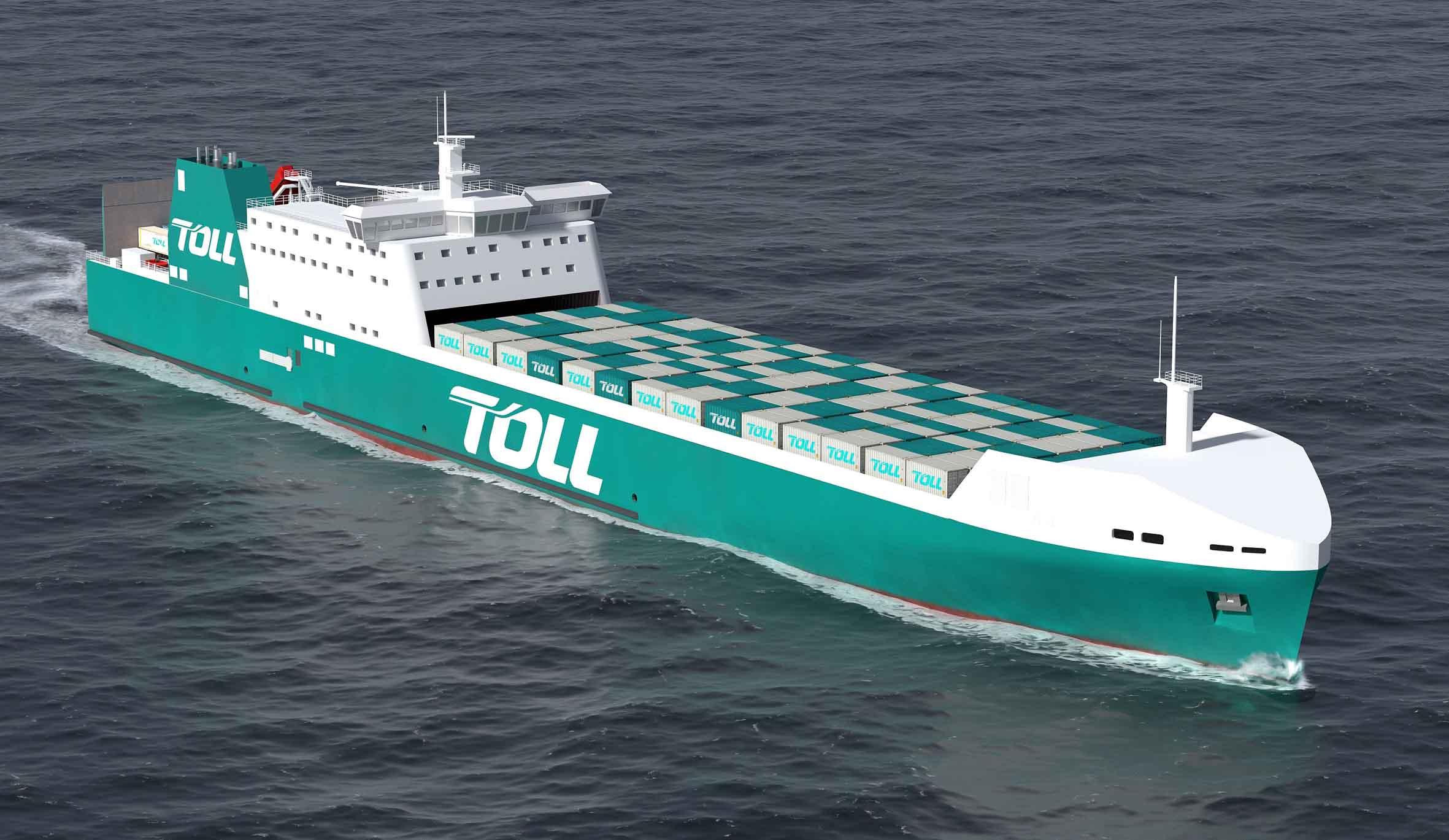 New Australian Ro Ros Ships Monthly
