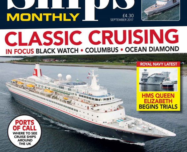 Latest issue of Ships Monthly out now