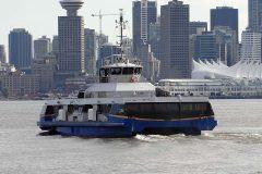 TransLink places order for second Damen SeaBus