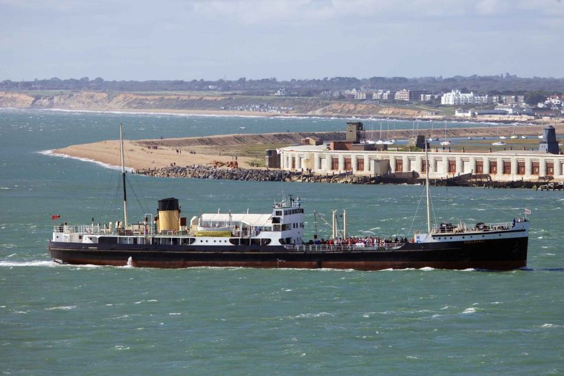 500th voyage for SS Shieldhall as Charity celebrates