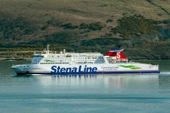 Strong volumes on Belfast ferry routes