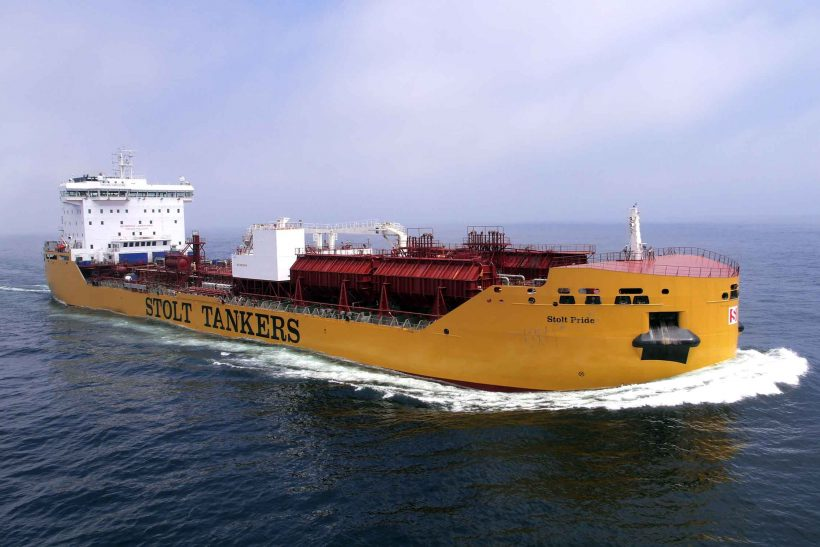 James Fisher Mimic provides software to Stolt Tankers