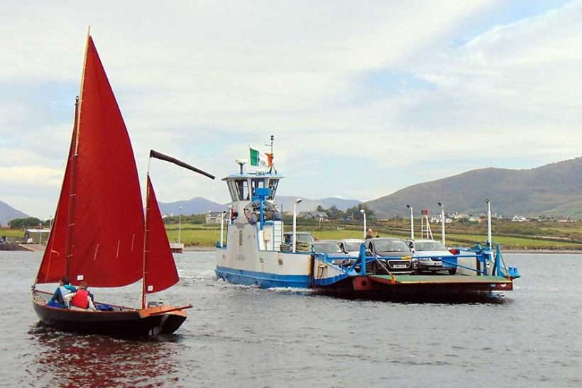 Plans to Replace Ireland's Oldest Ferry