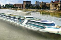 Crystal Christens New River Cruise Ship Crystal Bach