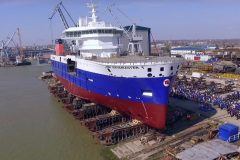 First contract for Bibby newbuild