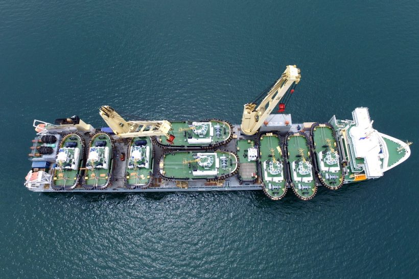 Damen strategically positions tugs in Europe