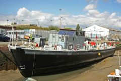 New Home For The Former HMS Tongham