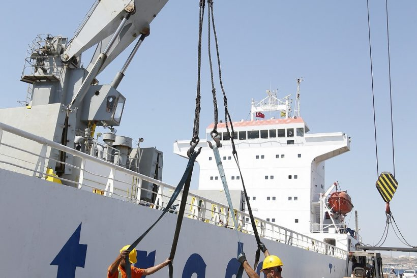 New Reefer Service Between Qatar and Turkey
