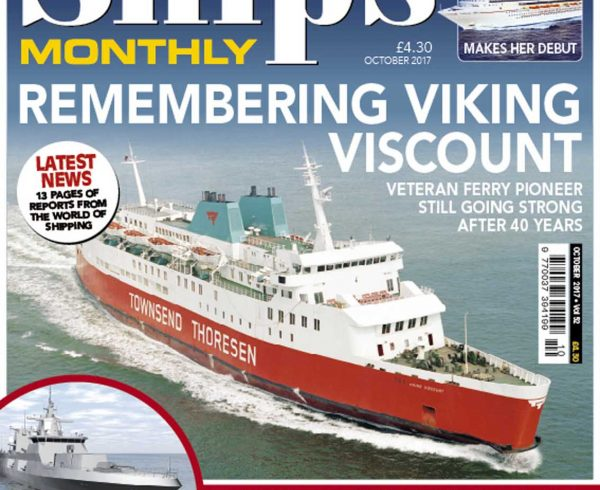 Ships Monthly October issue out now