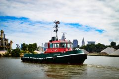 First Stan Tug completed by Great Lakes Shipyard
