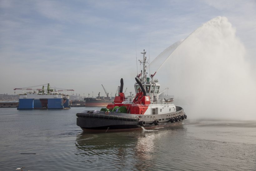 Two New Tugs for Transnet's KZN Ports