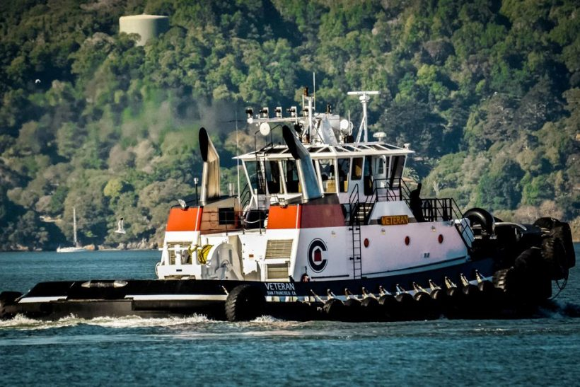 Crowley to Deploy Tug Veteran in the Port of Los Angeles
