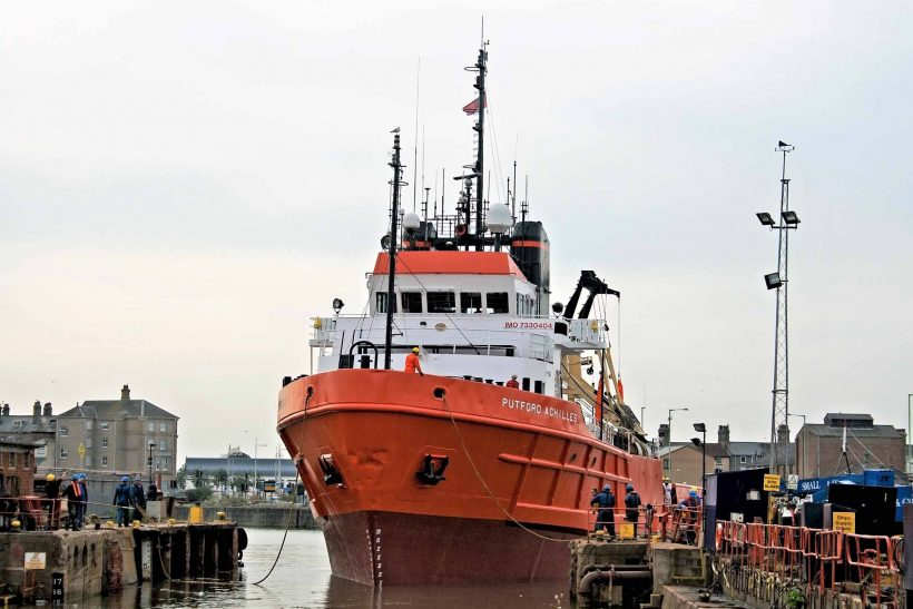 New maritime growth in Lowestoft
