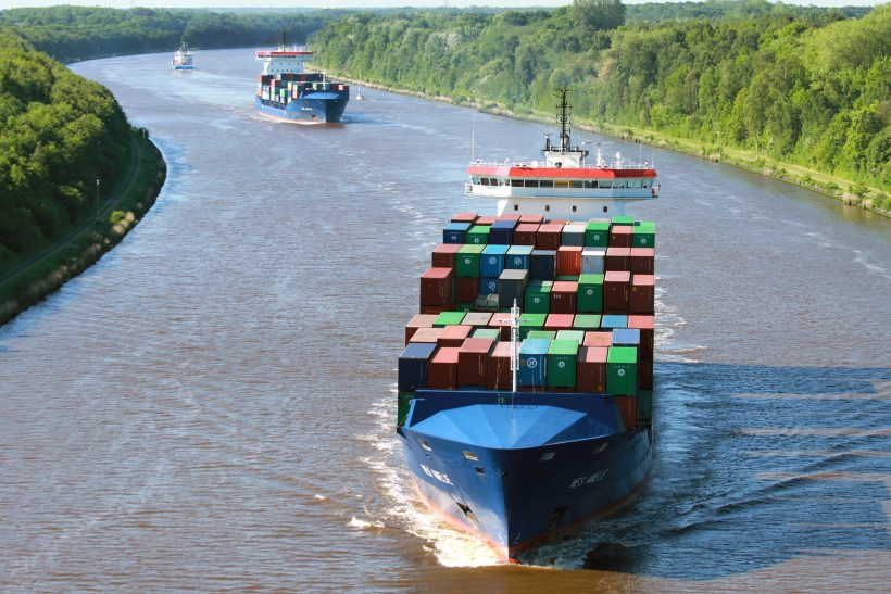 Successful Conversion of Container Ship to Dual-Fuel Operation