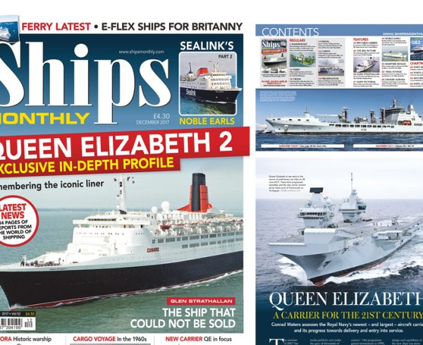 Ships Monthly December issue out now