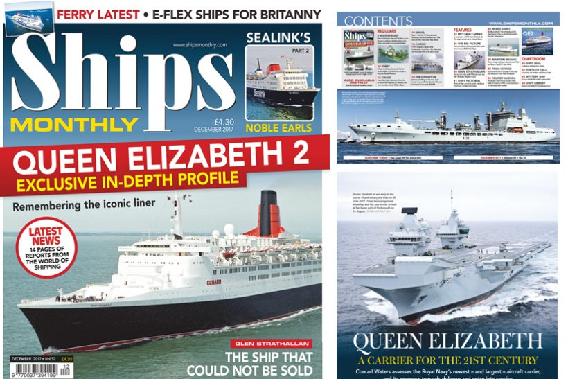 Ships Monthly December 2017 issue out now