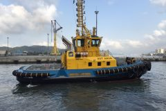 New tug built by Damen delivered to Brazil