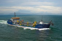 Damen secures Trailing Suction Hopper Dredger contract