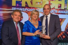 Stena Line Lands Top Freight Award