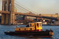 Good news for historic New York-built tug