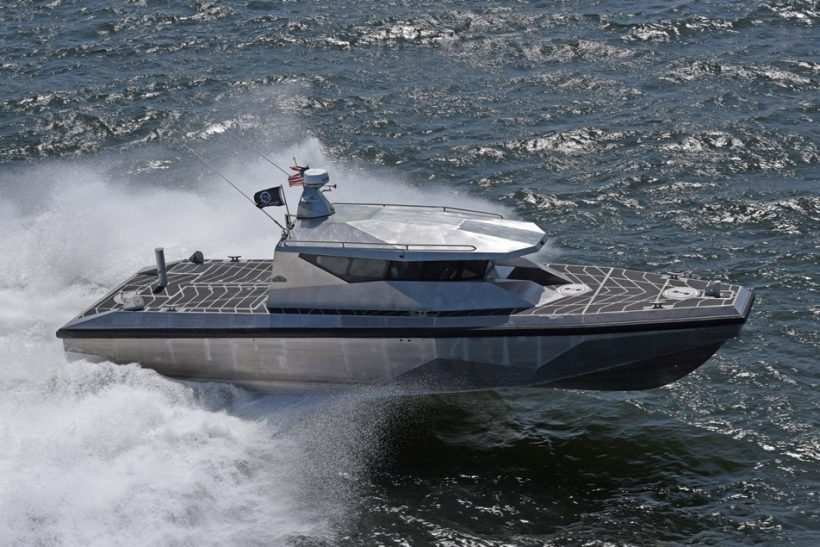Metal Shark Wins US Navy Patrol Boat Contract