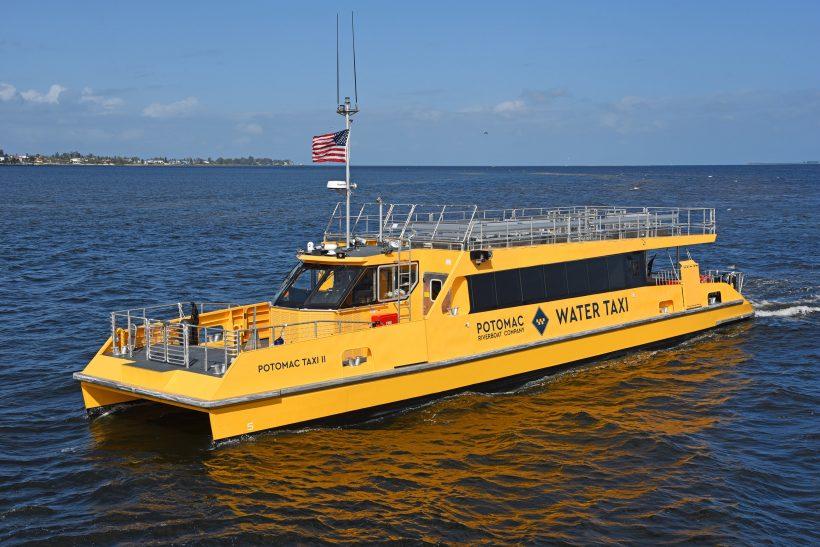 Metal Shark delivers new passenger vessels