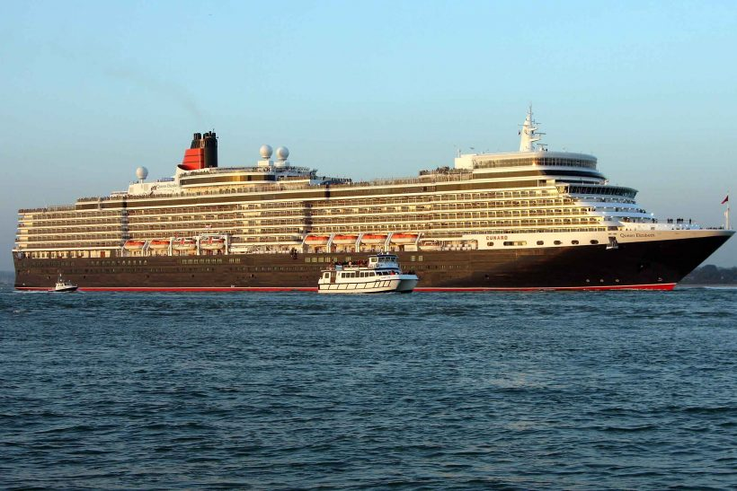 Cunard returns to Alaska with Queen Elizabeth