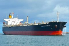 SALE OF TANKER HIGH PROSPERITY