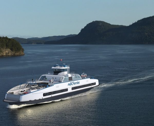 Ontario Government awards ferry contract to Damen