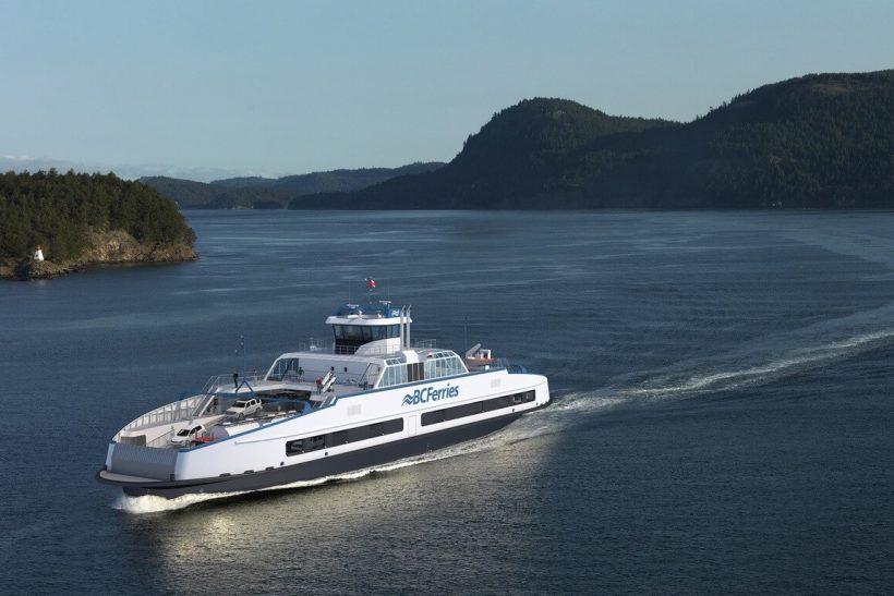 Ontario Government awards ferry contract to Damen