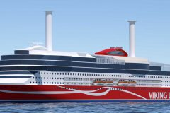 Wärtsilä to deliver for new Viking Line ferry