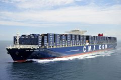 Bureau Veritas to class LNG fuelled ultra-large container ships