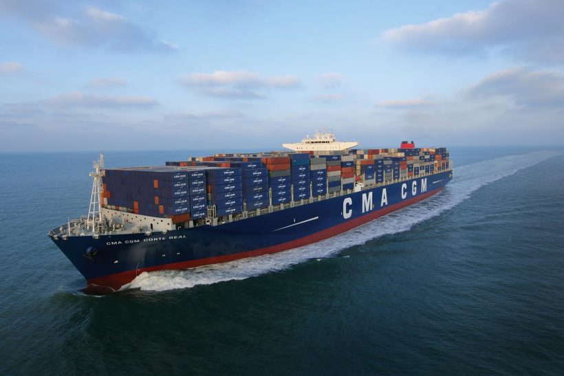 WinGD X-DF engines to power largest containerships