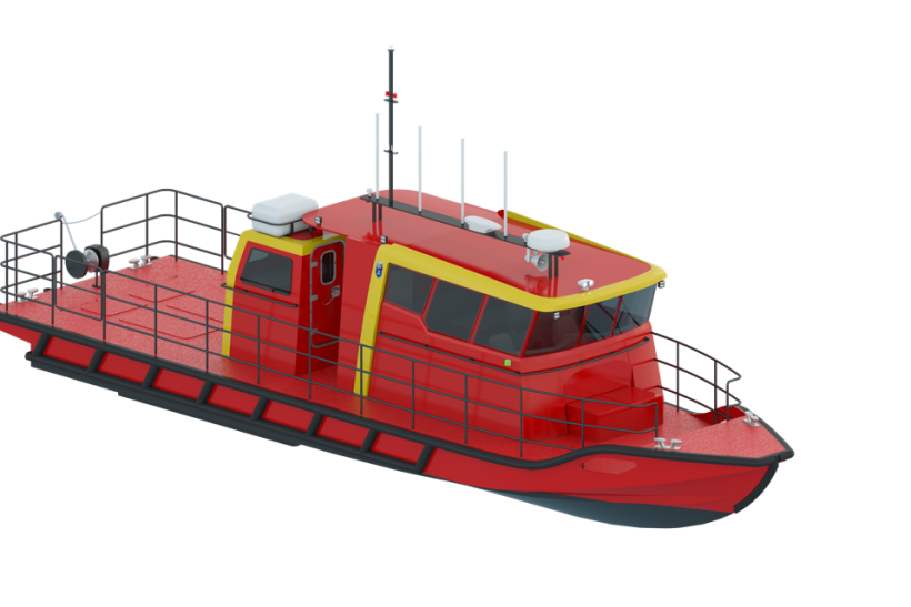 Tuco Marine signs contract for two hydrographic survey vessels