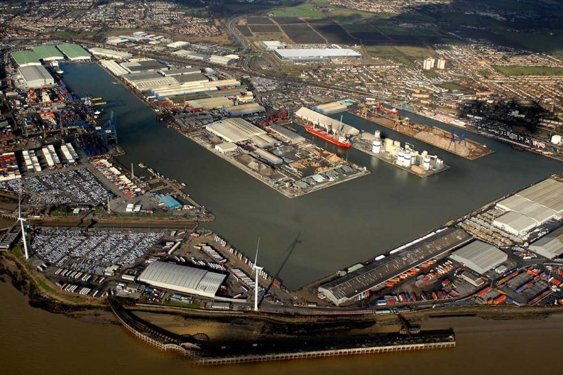 New London Port Moves A Step Closer