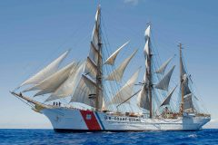 Coast Guard Cutter Eagle life extension
