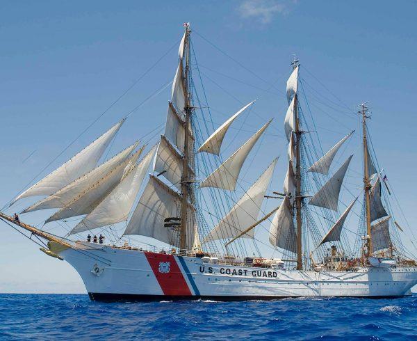 Coast Guard Cutter Eagle life extension