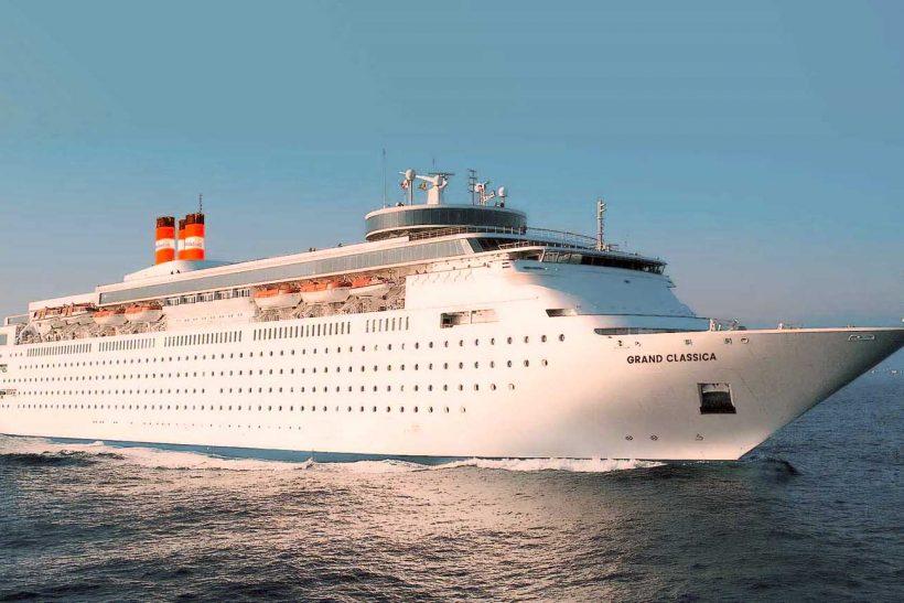 Bahamas Paradise Cruise Line acquies former Costa Classica