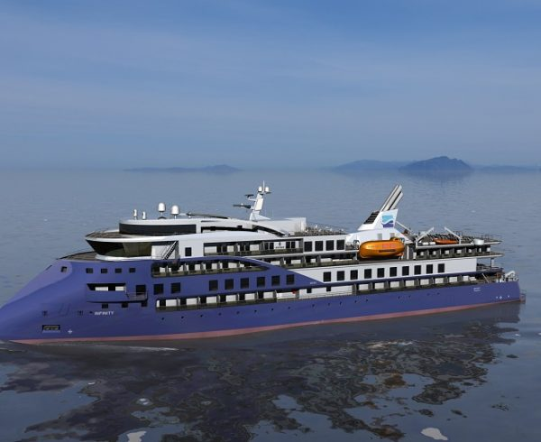 Wärtsilä engines and exhaust gas cleaning chosen for new cruise ship