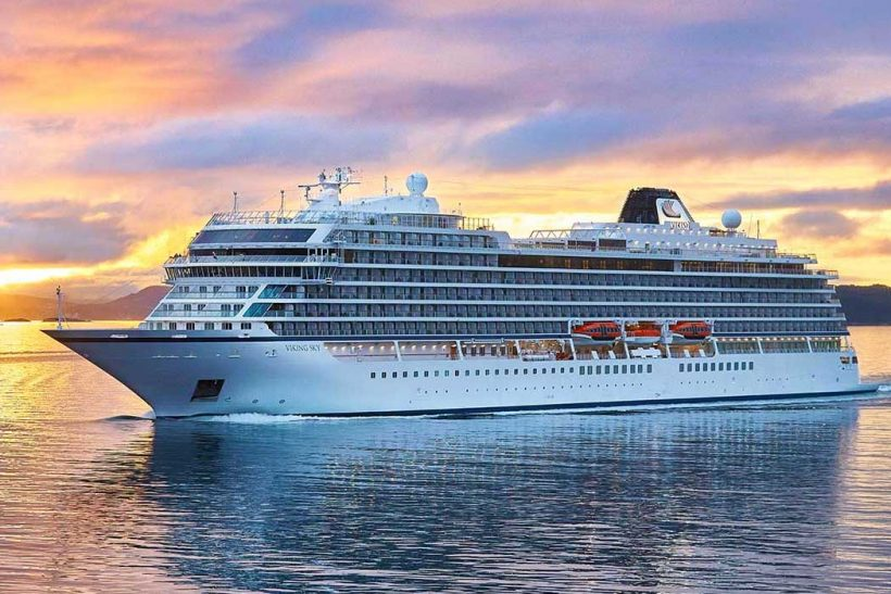 Viking Ocean Cruises round the world cruise