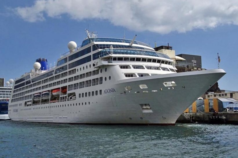 Azamara Pursuit to refit in Belfast before entering service