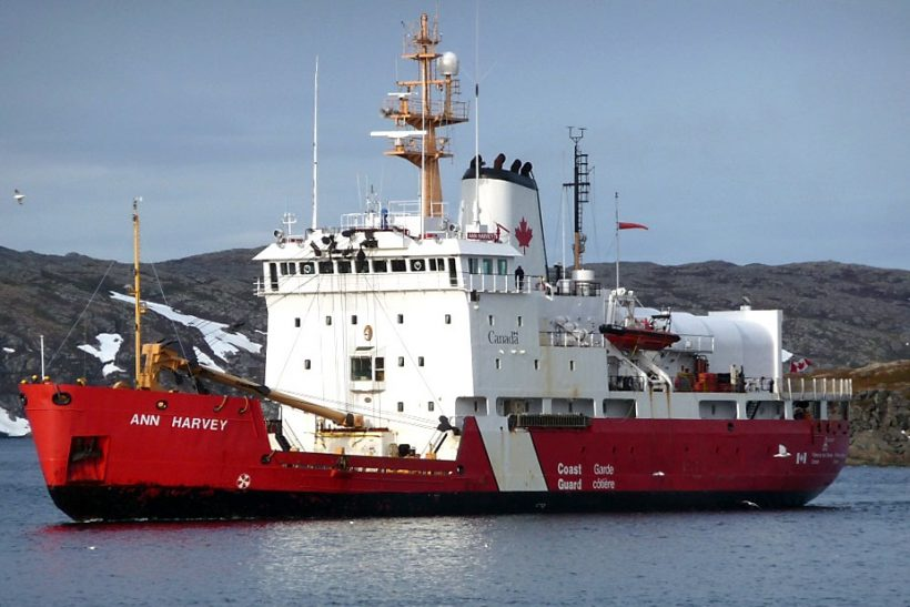 Canadian Coast Guard opts for new Wärtsilä engines