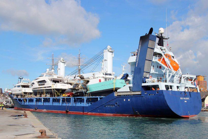 Poole South Quay opens
