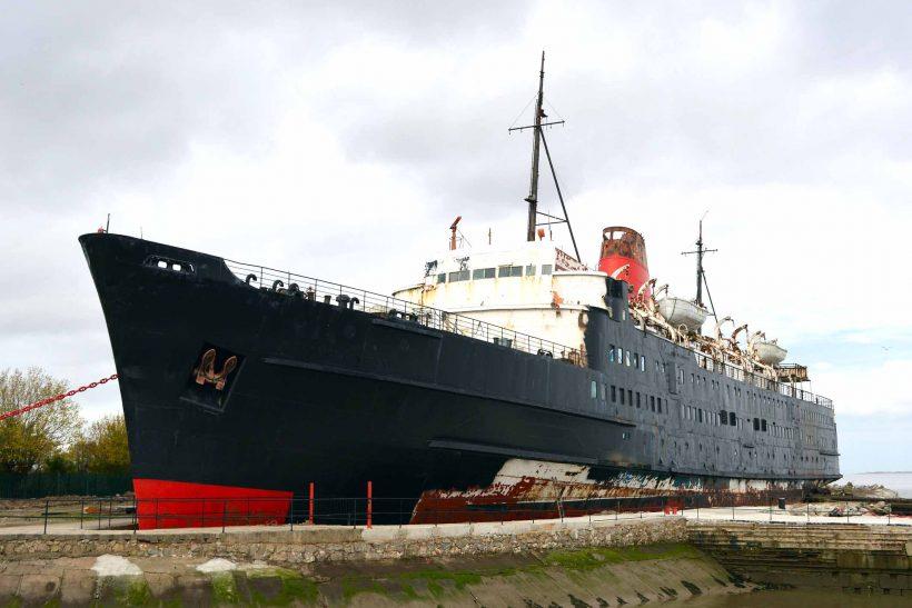 Makeover for old ferry Duke of Lancaster