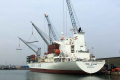 Geest Line relocates cargo handling to Dover