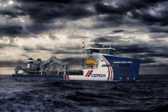 CEMEX UK Marine signs contract for Marine Aggregate Dredger