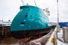 Ulstein designed Walk-to-Work vessel on two-year charter
