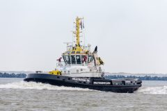 Multraship takes delivery of Carrousel Rave tug from Damen