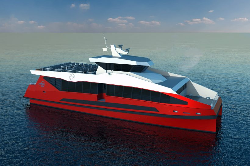 Metal Shark Introduces New Line of Passenger Vessels
