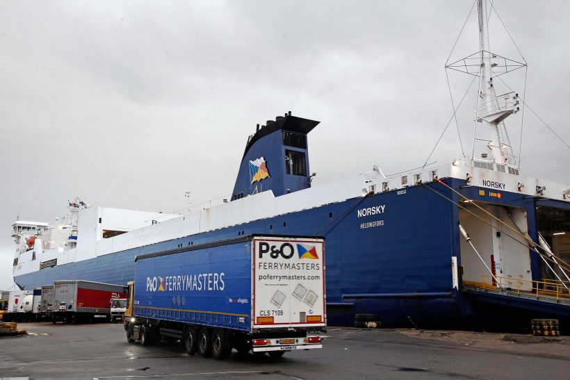 P&O Ferries and Forth Ports plan new £150 million river berth at Tilbury